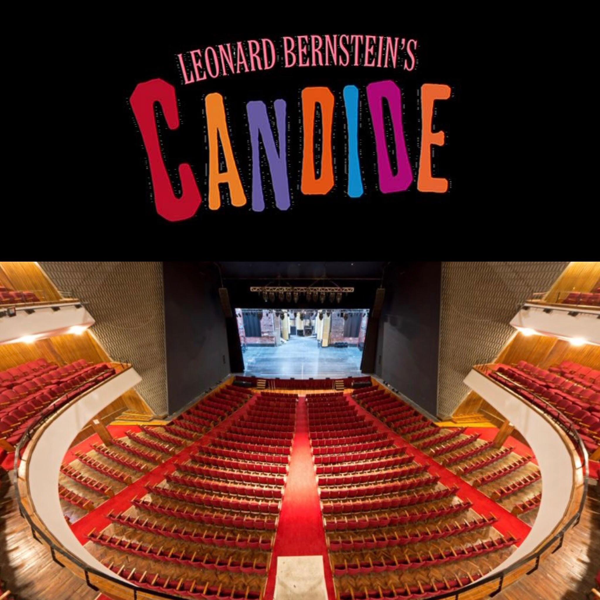 Candide from L. Bernstein in Argentina