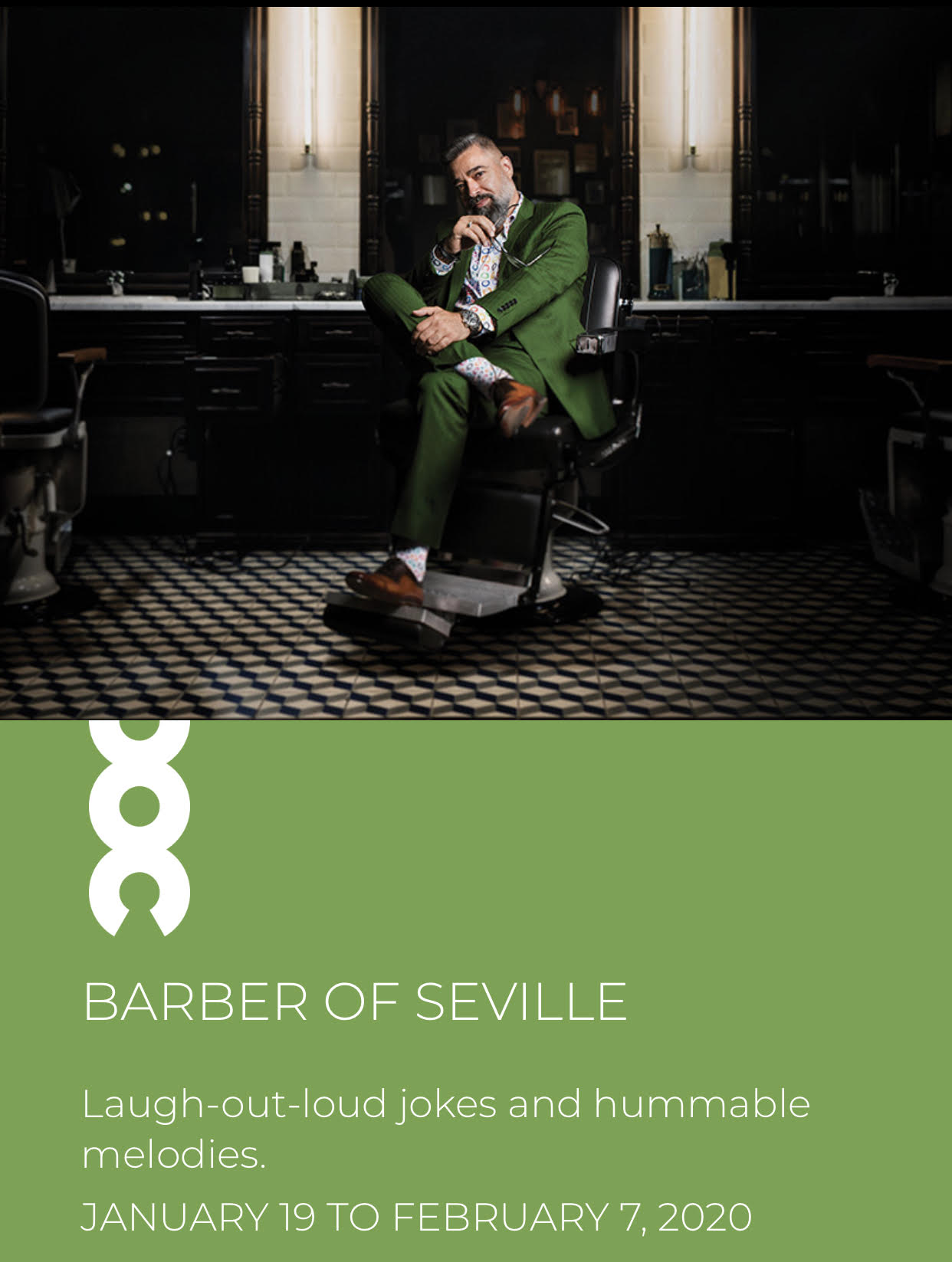 Berber of Seville at the Canadian Opera Company
